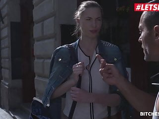 LETSDOEIT - Russian Tourist Babe Picked Up From The Street