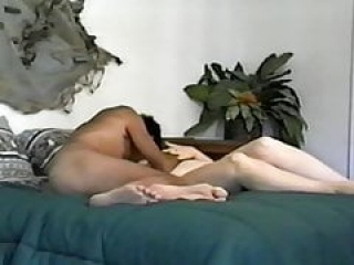 My Wife loving her Huge Cock Friend
