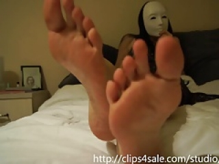 Sexy Israeli Feet - Soles.