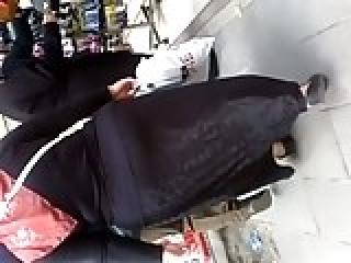 ترکیه حجاب لب به لب زن حباب