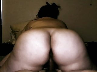 Beautiful Big Booty Milf Twerking on Big Cock