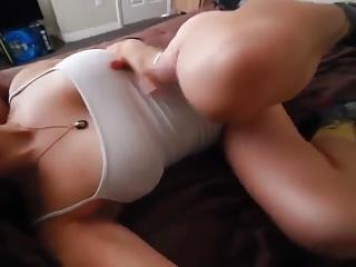 Teen selfie masturbation