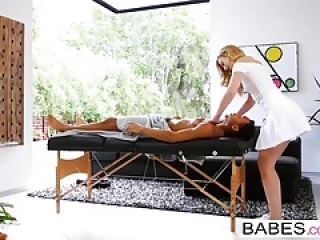 Babes - Black is Better - Sexual Healing  starring  Ricky Jo