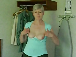 N flashing in motel