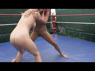 Black on Blonde Wrestling