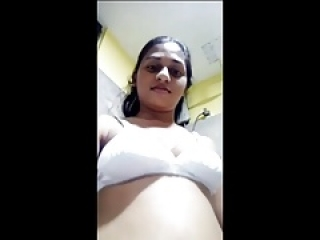 Mallu frnd showing nude body for me
