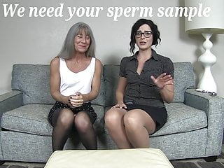 I Need Your Sperm Sample!  POV Foot Fetish!