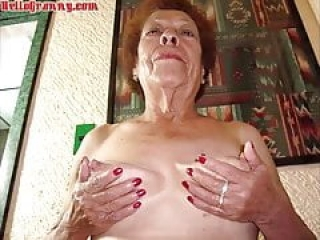 HelloGrannY Collecting Latinas for Long Time