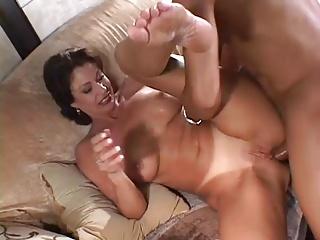 Classic Mature Cougar Vanessa Videl Banging