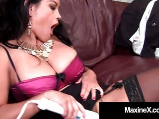 Cambodian Queen Maxine-X Gets Ass Fucked By Huge Black Dick!