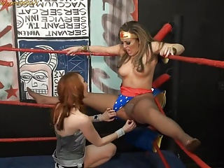 Pantyhose Wrestling at Clips4sale