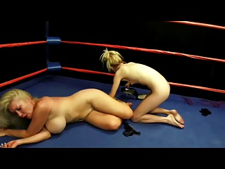 cat fight Losers Humiliation