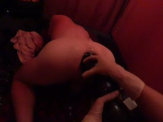 Fistdude and Adelina, Extreme Anal Fisting