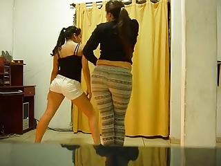چالش رقص داغ 4