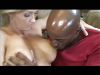Hot Cougar Kodi's Young Black Stud