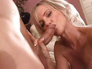 Hot Blonde Mature Cougar Cara Lott