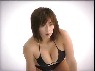 Japanese dark hair white skin perfect tits