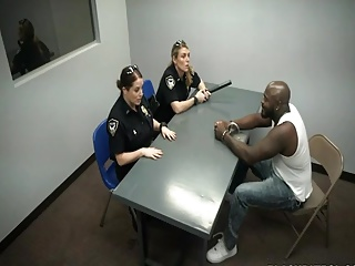 Darnell interrogated by 2 Fascist Cops
