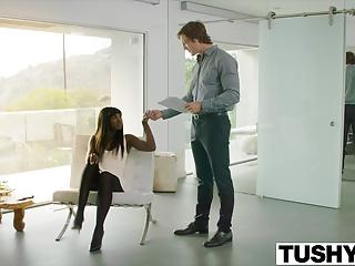 TUSHY Teach me anal