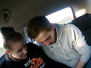 Kleine Teen Fick Im Auto