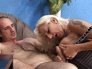 Hot Mature Euro Blonde Cougar