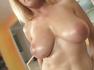 Busty Cougar Nicole Moore Fucked