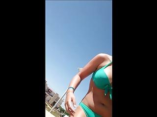 Chubby Cute Teen Bikini