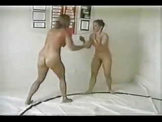woman's fight